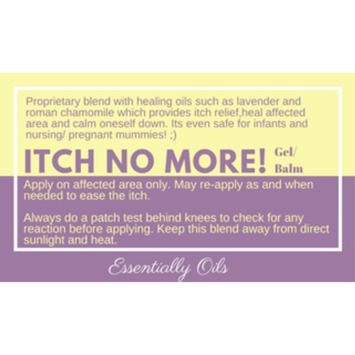 Itch No More - Itch Relief Lotion 60g