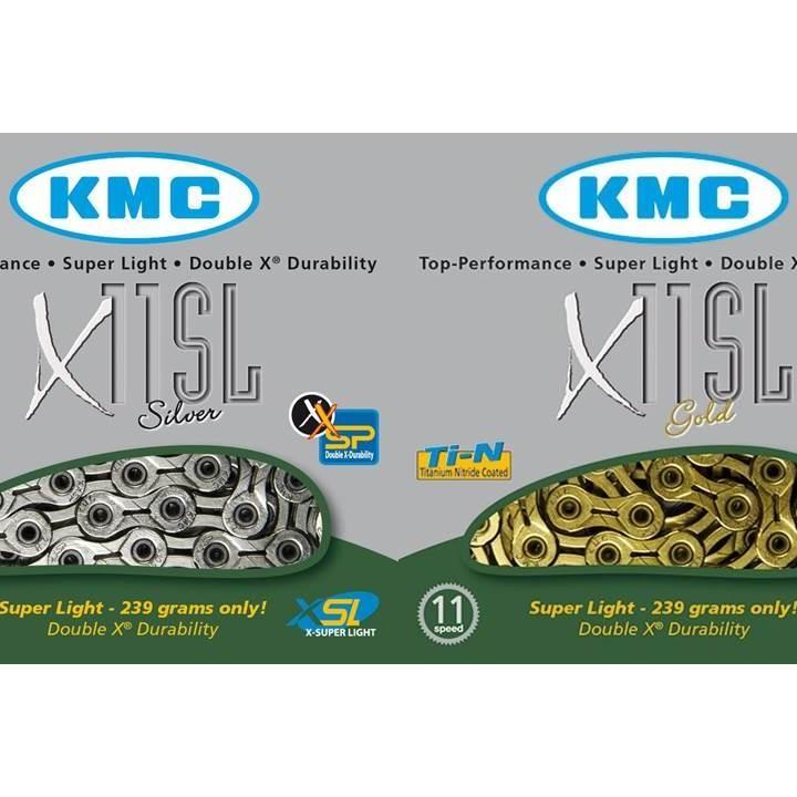 KMC x11SL SuperLight Chains