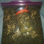 Womb Nourishment Tea for Women 35 and over