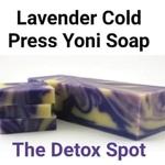 Lavender Cold Press Yoni Soap