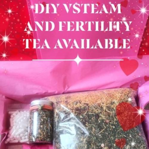Herbal Fertility Tea (All natural )
