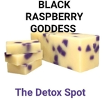 Black RASPBERRY Goddess