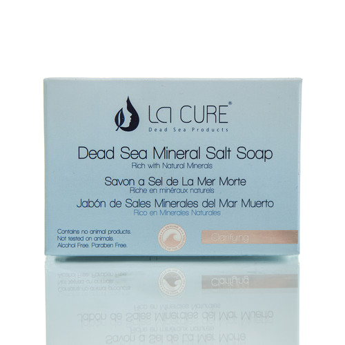 La Cure Dead Sea Mineral Salt Soap