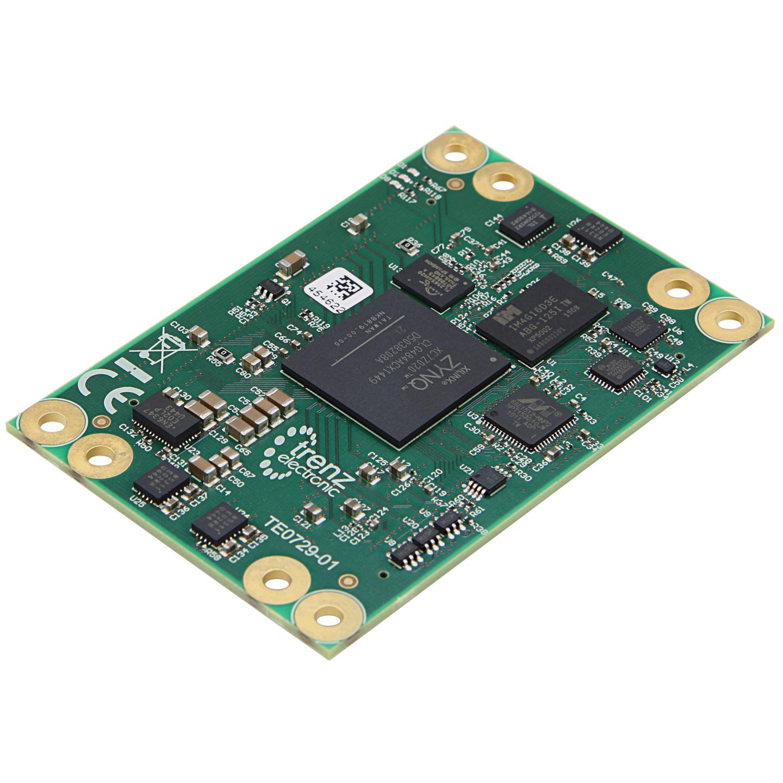 Soc Micromodule With Xilinx Zynq 7020 Ind Temp Range 3