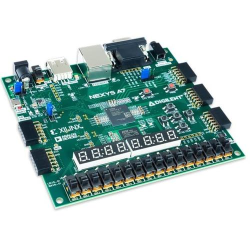 Nexys A7: FPGA Trainer Board