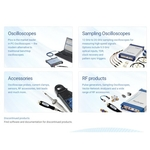 Oscilloscopes, Data Loggers, RF and accessories