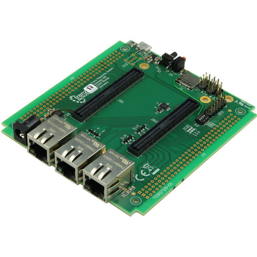 Carrier board for TE0729 Zynq-7020 SoC Micromodule