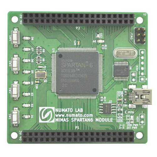 MIMAS Spartan 6 FPGA Development Board
