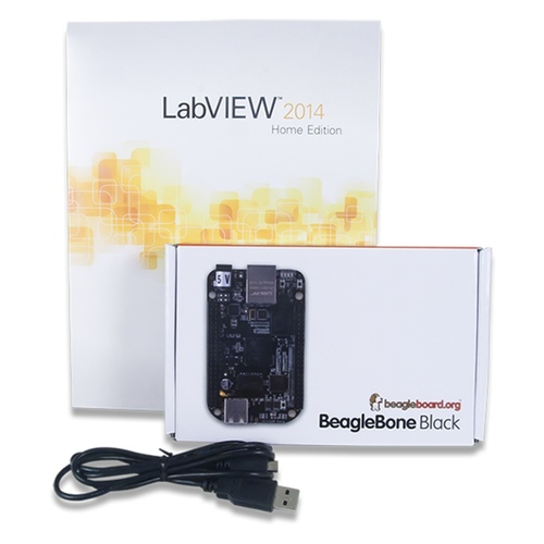 LabVIEW Physical Computing Kit for BeagleBone Black