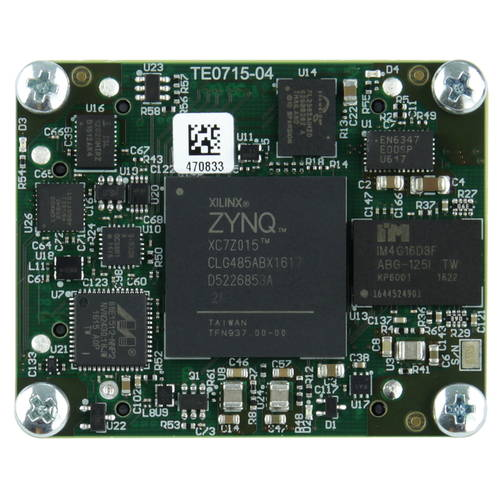 SoC Micromodule with Xilinx Zynq XC7Z015-2CLG485I