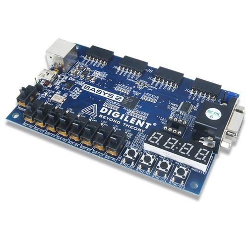 Basys 2 Spartan-3E FPGA Trainer Board