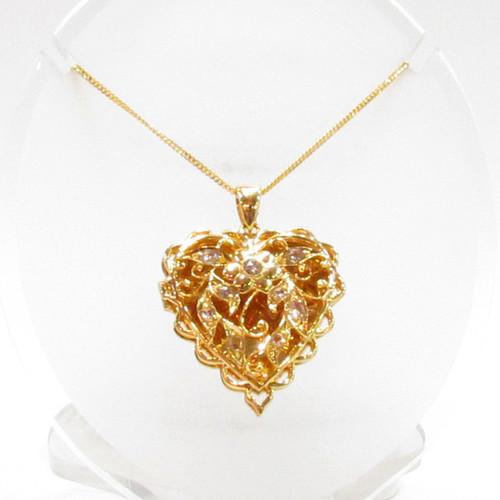 RC/P 20     ROSECUT  DIAMOND FLOWER PENDANT