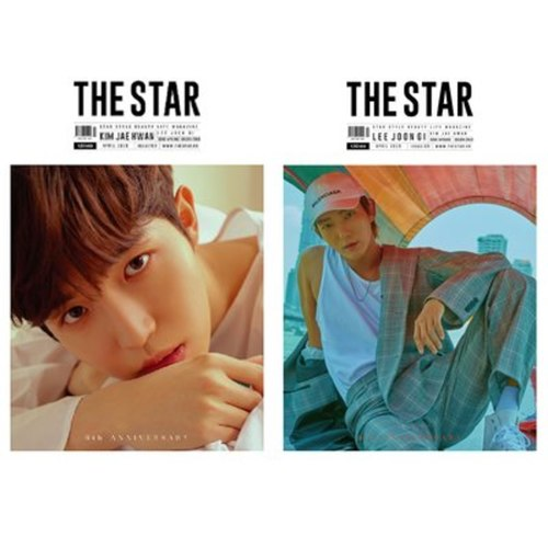 THE STAR 2019.04 (Kim jae hwan)