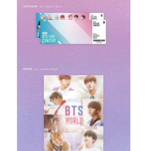 BTS - BTS WORLD OST