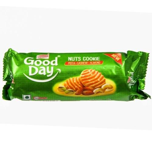 BRITANNIA GOODDAY NUTS 120GM