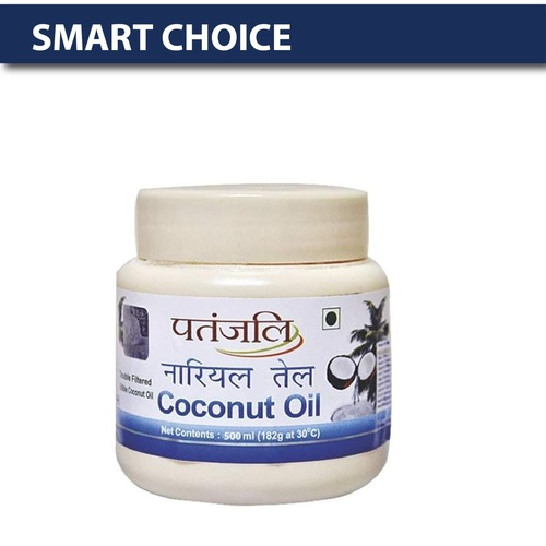 Patanjali Coconut Oil, 200 ml Jar