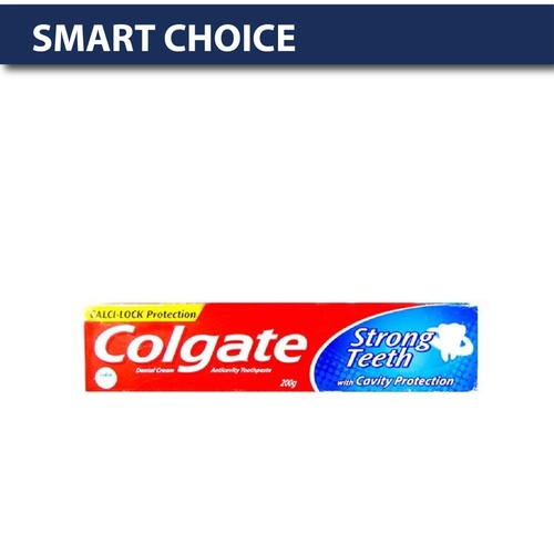 Colgate Strong Teeth Toothpaste 200 Gm