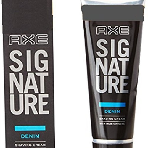AXE SIGNATURE DENIM SAVING CREAM 78GM