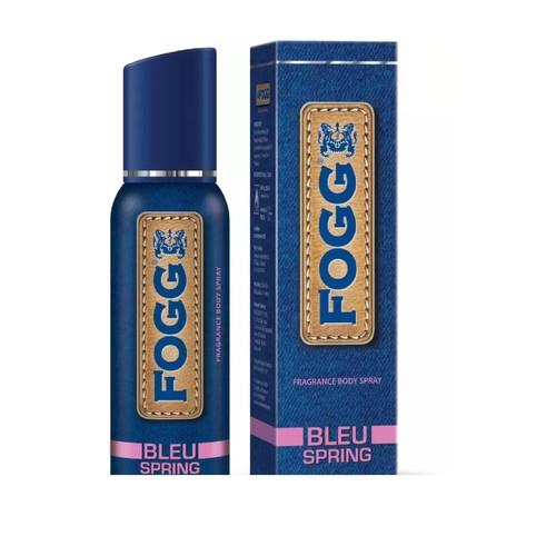 Fogg Bleu - Spring Body Spray - For Men  (120 ml)