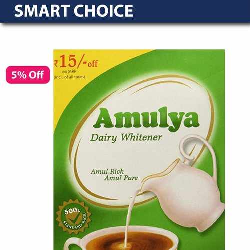 AMULYA MILK POWDER 500GM