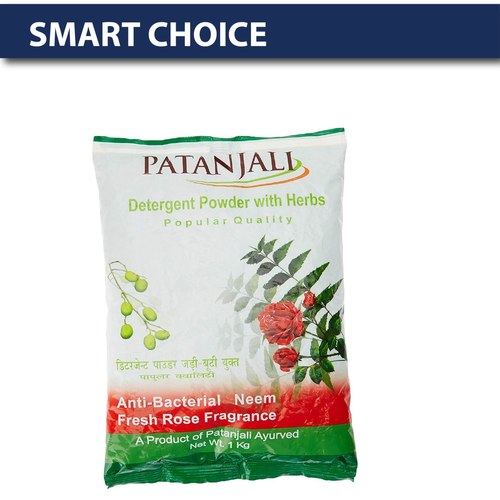 Patanjali Detergent Powder - Popular, 1 kg