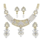 A Grand traditional yet delicate pearl diamond parure with multi functional wearability