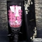 33 Pink flower bouquet