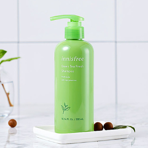 INNISFREE Green Tea Fresh Shampoo