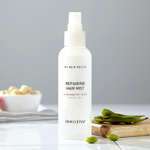 INNISFREE My Hair Recipe Repairing Hair Mist