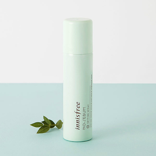 INNISFREE No-Sebum Setting Spray