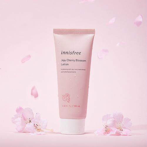 INNISFREE Jeju Cherry Blossom Lotion