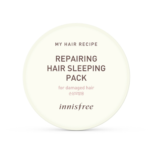 INNISFREE My Hair Recipe Repairing Hair Sleeping Pack
