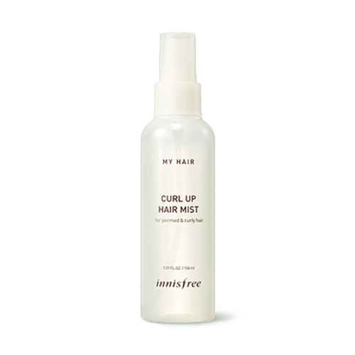 INNISFREE My Hair Recipe Curl Up Hair Mist