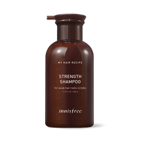 INNISFREE My Hair Recipe Strength Shampoo