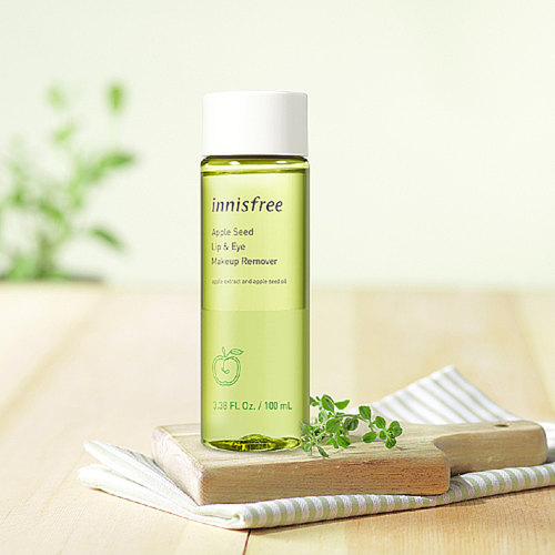 INNISFREE Apple Seed Lip & Eye Makeup Remover