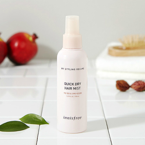 INNISFREE My Styling Recipe Quick Dry Hair Mist