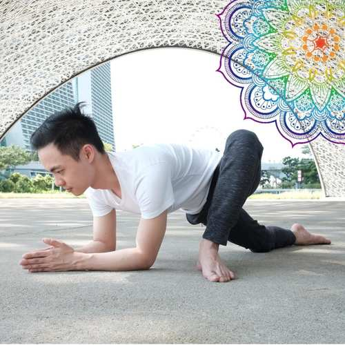 Hip Anatomy & Yin Yoga Workshop | 17 March 2019, 10am - 12.15pm | Bryan Ng