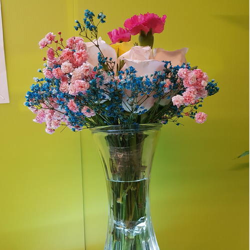 Vflowers Pink Lover Flowers Arrangements