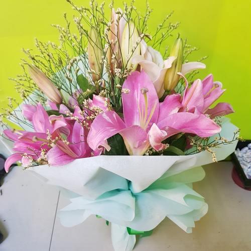 Vflowers Lilies Love