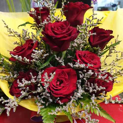 Vflowers Arrangement Roses