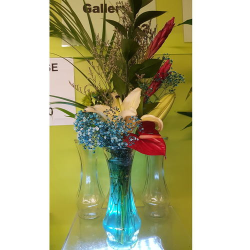 Vflowers Blue Lover Arrangements
