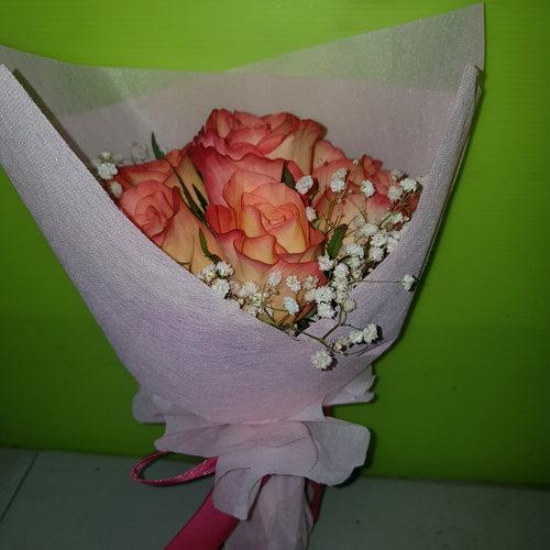 Vflowers Fire Roses