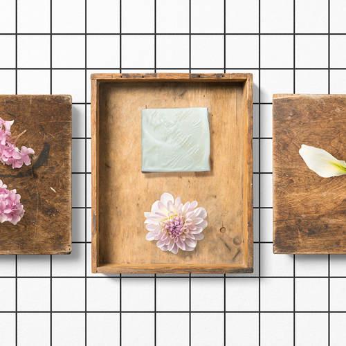 Lavender I'nāt Natural Handmade Premium Emulsion Bar Soap