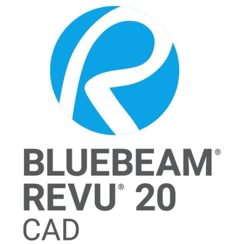 BLUEBEAM REVU 2020 CAD