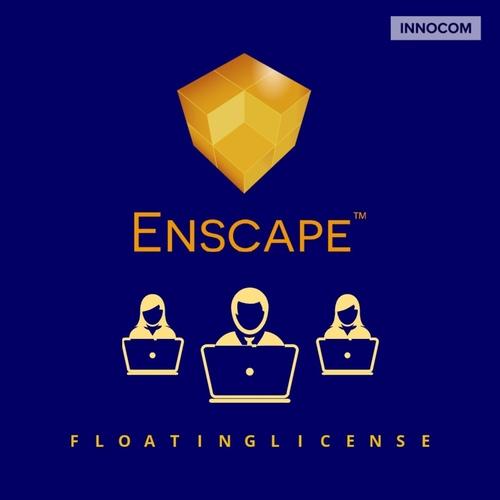 Enscape 3D Floating License- Annual