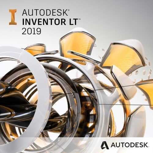 Autodesk Autocad Inventor LT Suite 2019 (3-Years Subscription)