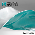 Autodesk Maya 2020 Commercial New 1-Year Subscription