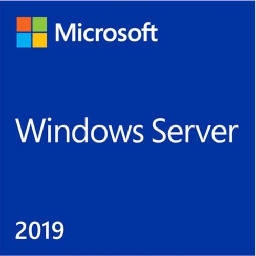 Windows Server Standard 2019 bundled with 5 CALs