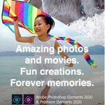 Adobe Photoshop & Premiere Elements 2020 Multi Platform