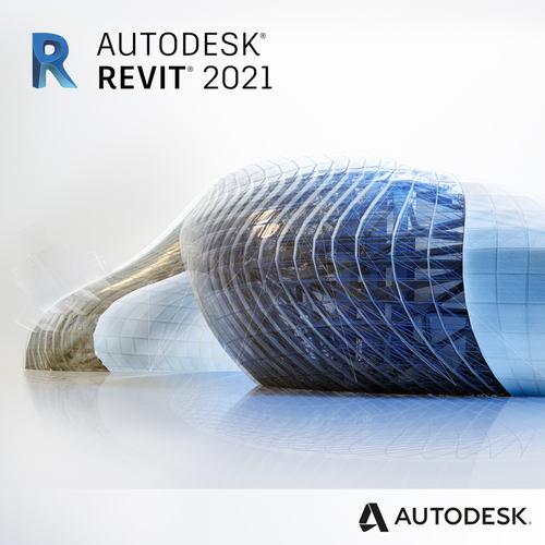 Autodesk Revit 2021 Commercial 1-Year Subscription
